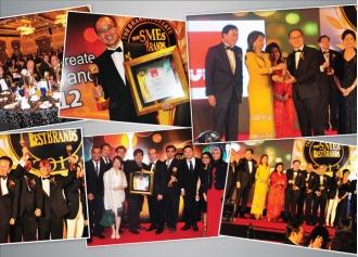 Brand Laureate-SMEs BestBrand Awards 2012