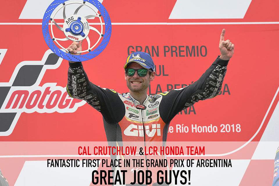 Cal+Crutchlow+takes+the+lead+and+grabs+a+podium+finish+at+the+Argentine+GP