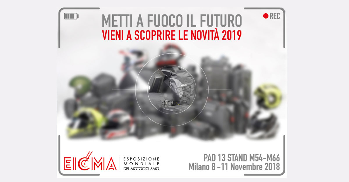 GIVI+is+warming+up+its+engines+for+the+return+of+EICMA+2018%21