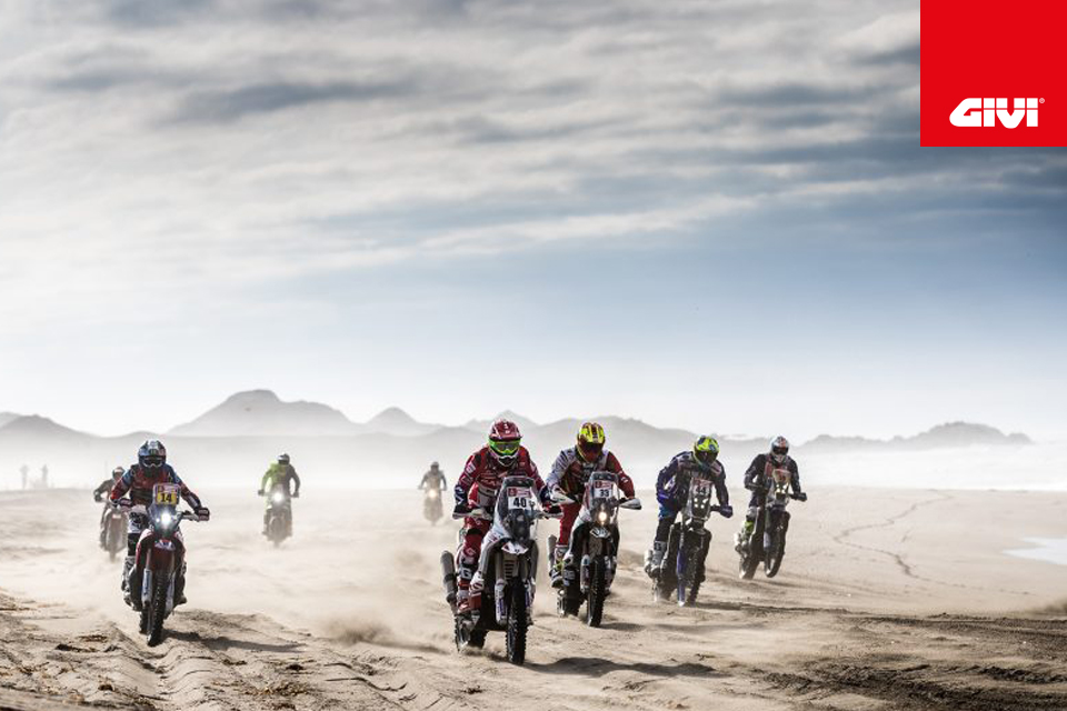 The+2018+Dakar+Rally+is+under+way.