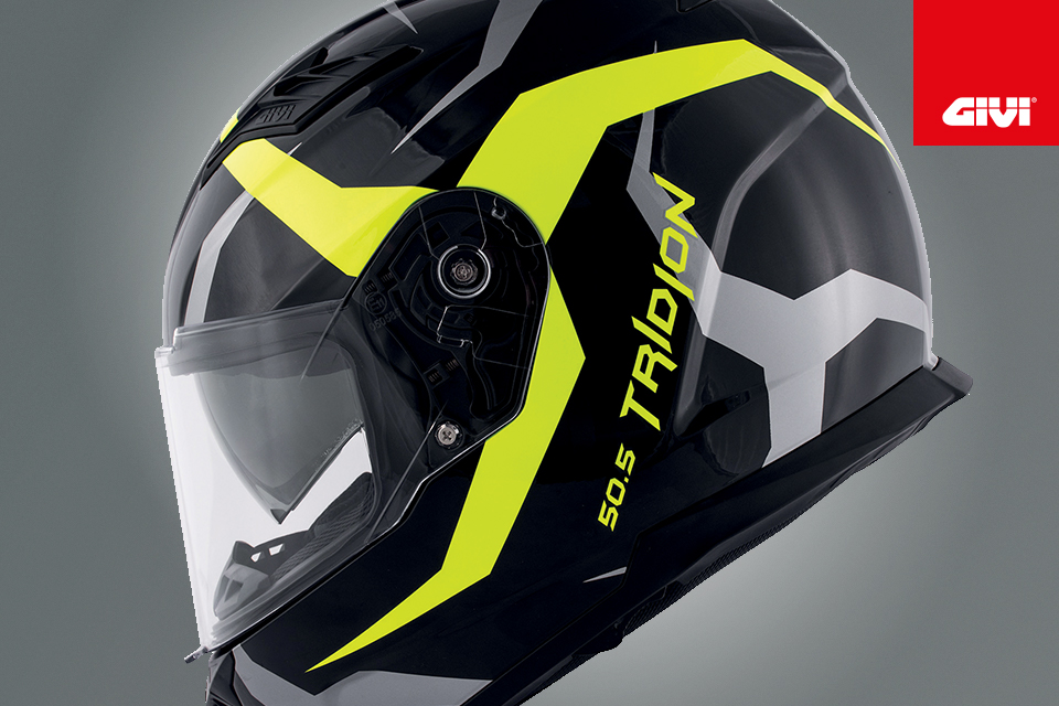 GIVI+LAUNCHES+THE+NEW+50.5+TRIDION+HELMET%21